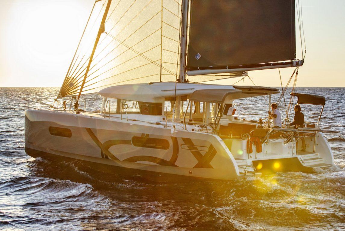 Excess catamaran 12.