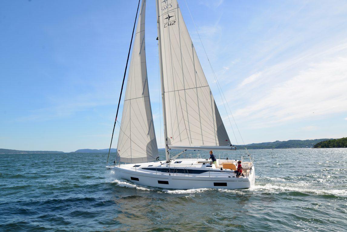 Vue bateau extérieur C42